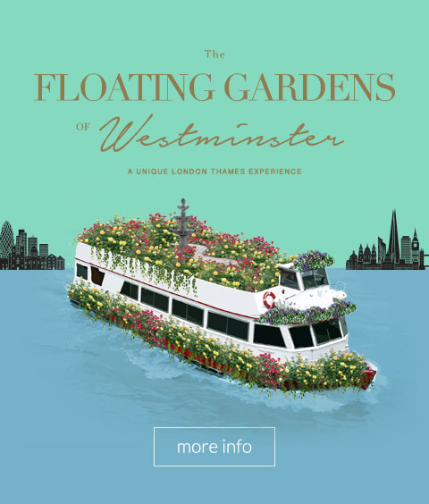 the floating gardens of westminster