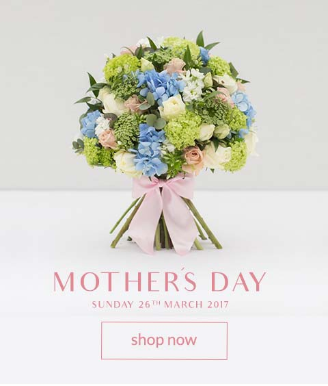 Mother's Day bouquets from Amie Bone Flowers