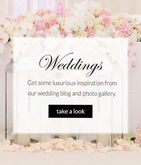 Wedding ideas and inspiration for your big day