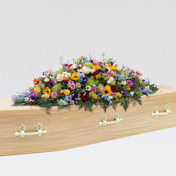 Harmony Coffin Tribute