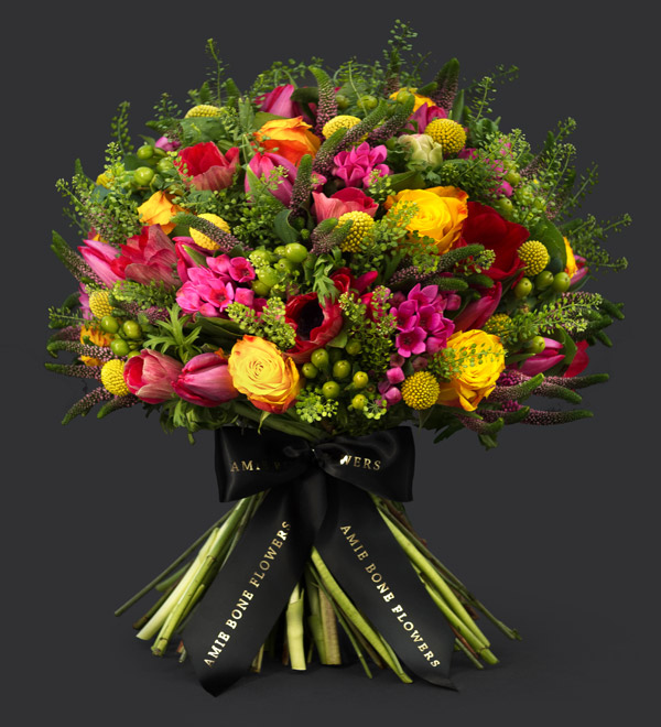 Spring Bouquets From Amie Bone Flowers Same Day Delivery